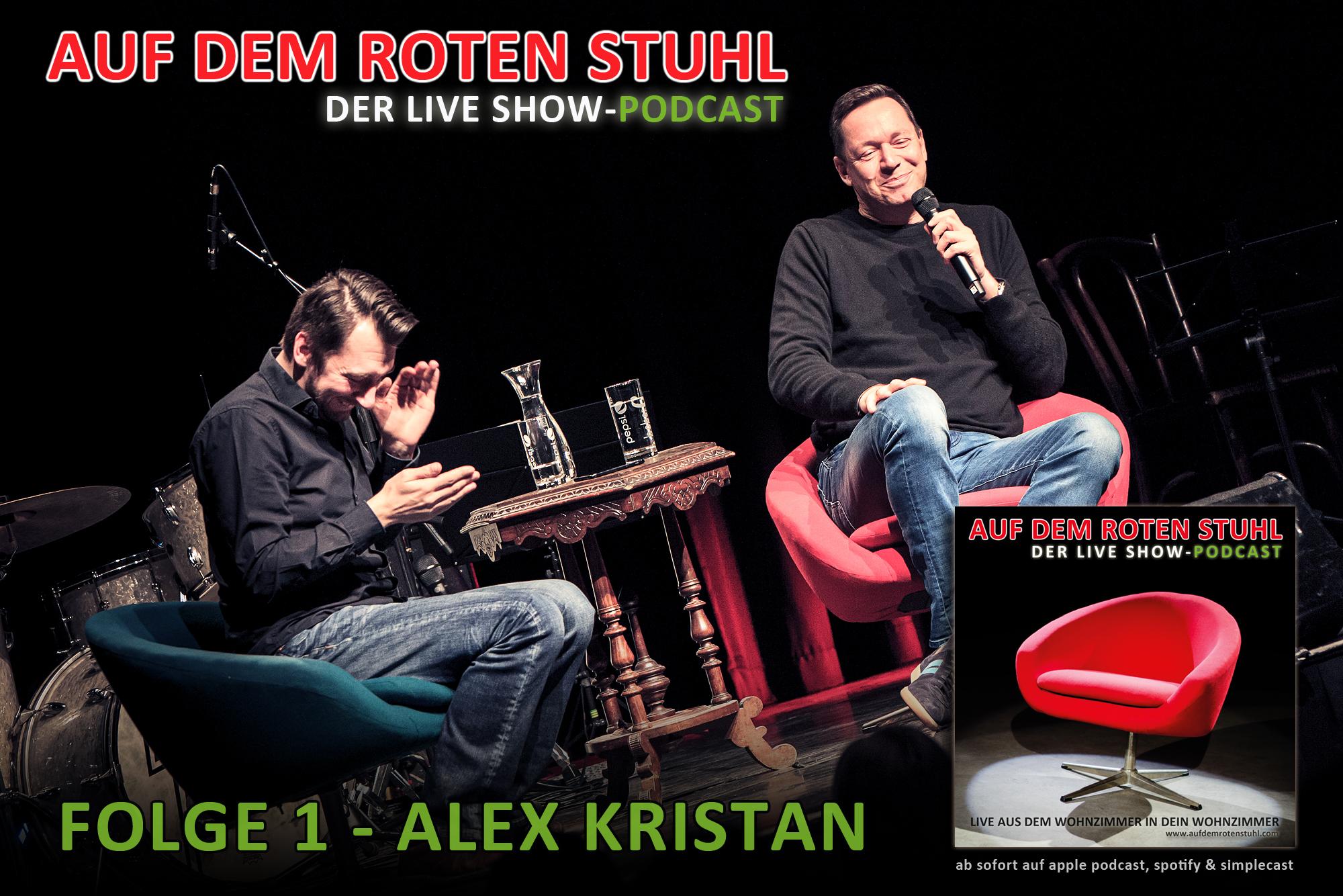 Auf_dem_roten_Stuhl_Podcast_Live_Show_Folge1_Alex_Kristan