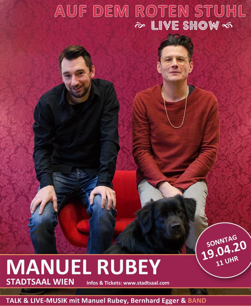 Flyer_Live_Show_Manuel_Rubey